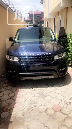 Land Rover Range Rover Sport 2016 Blue | Cars for sale in Lagos State, Lekki