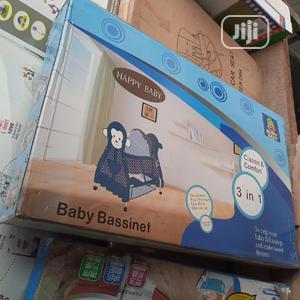 Happy Baby Bassinet Cot | Children's Furniture for sale in Lagos State, Amuwo-Odofin