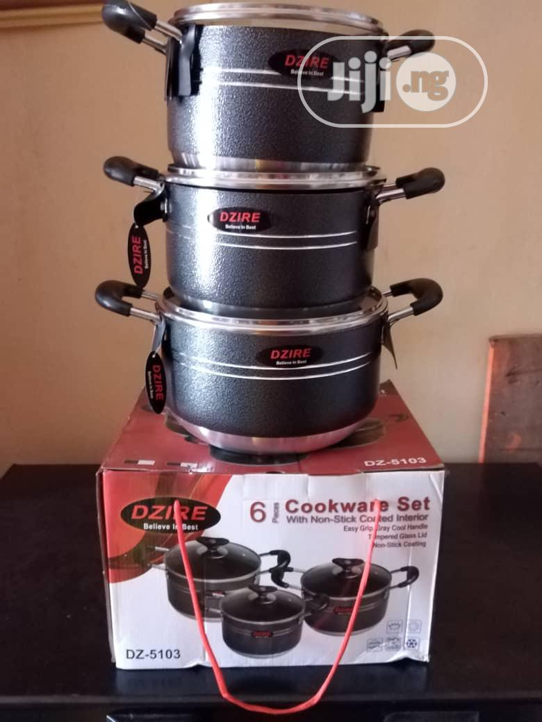 Dzire Cookware Set | Kitchen & Dining for sale in Ijebu Ode, Ogun State, Nigeria