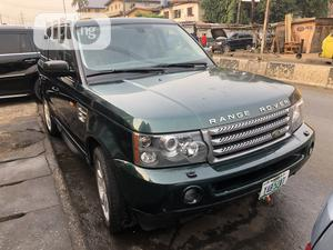 Land Rover Range Rover Sport 2006 Green   Cars for sale in Lagos State, Isolo