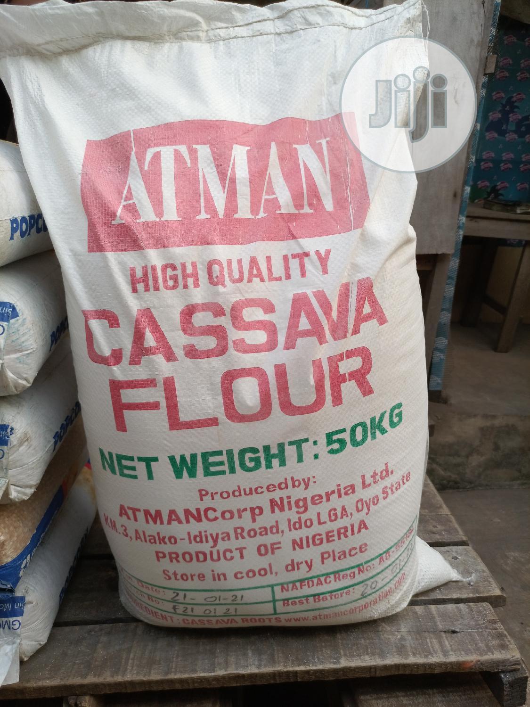 Archive: Cassava Flour