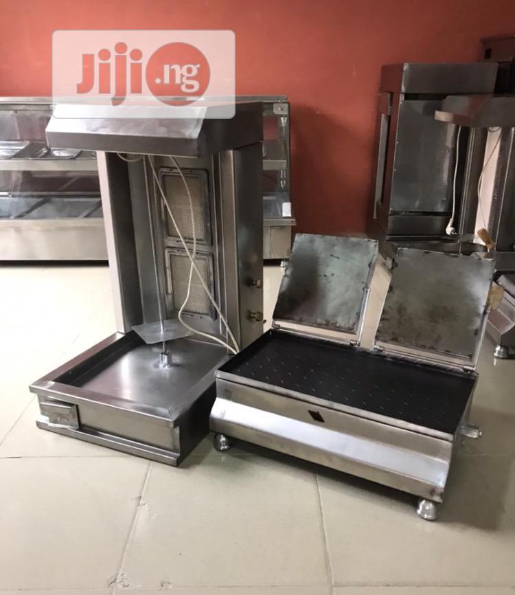 Best Quality Shawarma Machine and Toaster