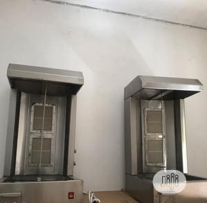 Double Burner Shawarma Grill | Restaurant & Catering Equipment for sale in Rivers State, Port-Harcourt
