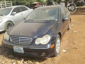 Mercedes-Benz C240 2005 Black | Cars for sale in Abuja (FCT) State, Kubwa