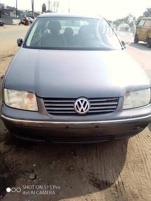 Volkswagen Jetta 2005 Sedan GL 2.0 L Gray | Cars for sale in Lagos State, Ojo