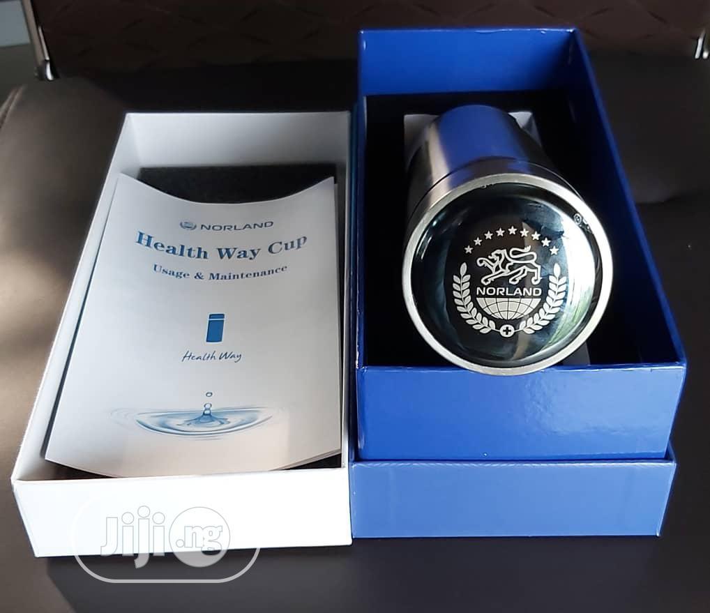Health Way Cup Convert Acidic Water to Alkaline