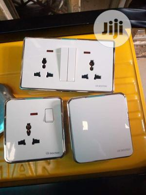 Sockets and Switches | Electrical Hand Tools for sale in Lagos State, Ojo
