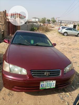 Toyota Camry 2002 Red | Cars for sale in Abuja (FCT) State, Kubwa