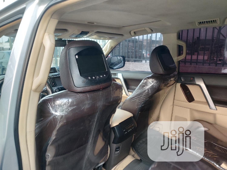 Toyota Land Cruiser Prado 2014 Silver   Cars for sale in Lekki, Lagos State, Nigeria
