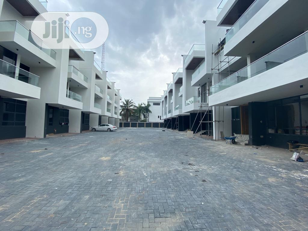 Newly Built Exquisite 4 Bedroom Service Townhouse With a Bq | Houses & Apartments For Rent for sale in Victoria Island, Lagos State, Nigeria