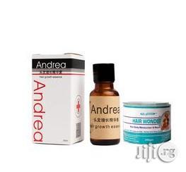 Andrea Essential Oil + Hair Wonder C