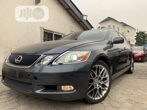 Lexus GS 2007 300 Gray | Cars for sale in Lagos State, Ikeja