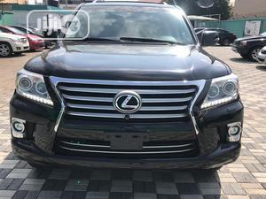 Lexus LX 2015 570 Base Black   Cars for sale in Lagos State, Amuwo-Odofin