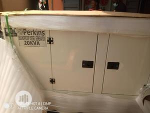 20kva Perkins DIESEL Soundproof Generator 100%Coppa Wire   Electrical Equipment for sale in Lagos State, Lekki