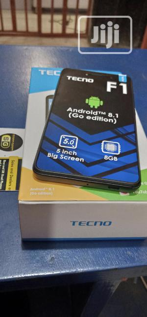 New Tecno F1 8 GB Black | Mobile Phones for sale in Anambra State, Nnewi