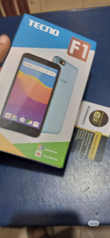 New Tecno F1 8 GB Black | Mobile Phones for sale in Nnewi, Anambra State, Nigeria