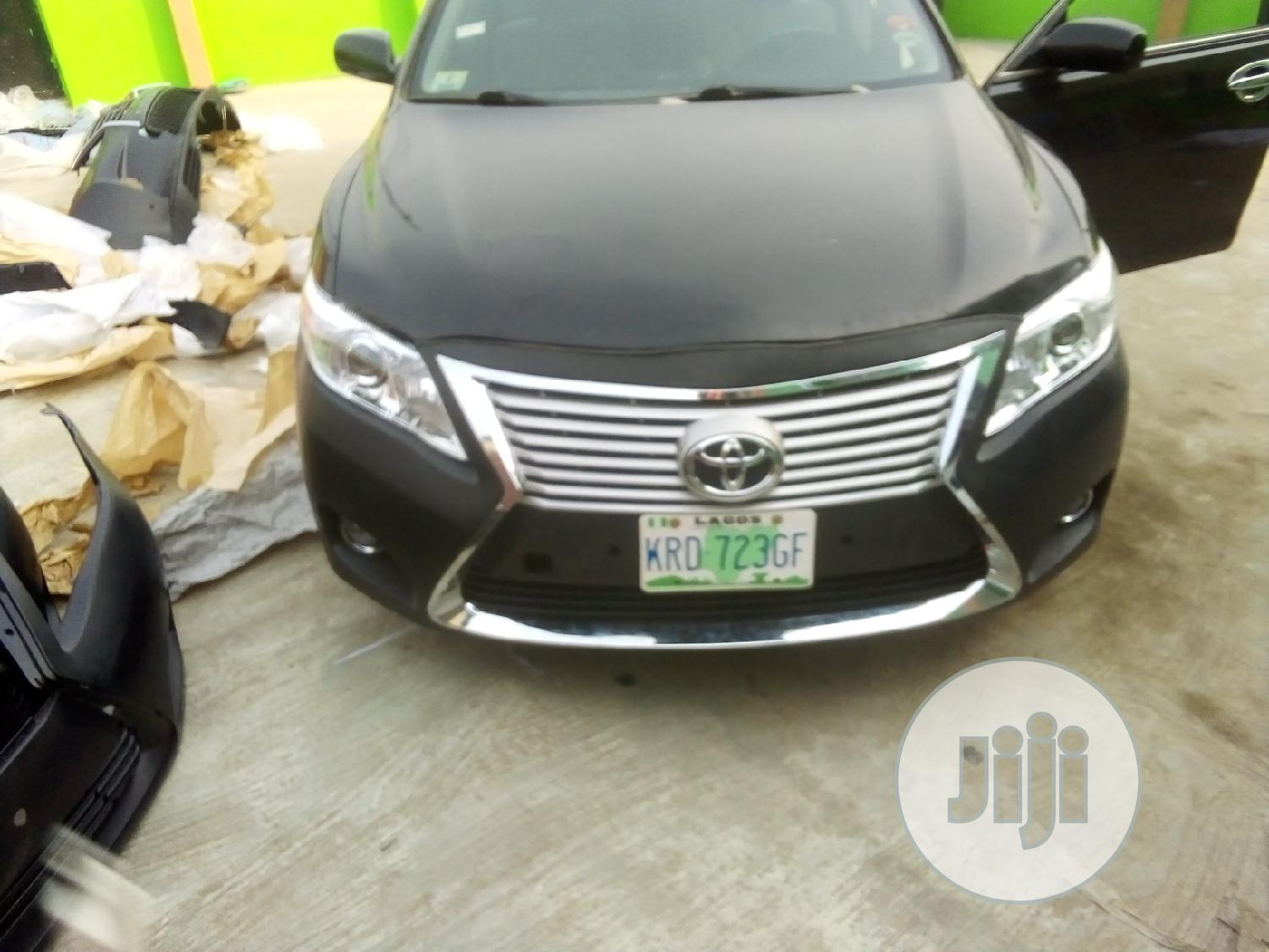 Toyota Camry 2007 Upgraded To Lexus Face | Automotive Services for sale in Isolo, Lagos State, Nigeria