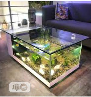 Center Table Aquarium Available In All Sizes | Fish for sale in Lagos State, Surulere