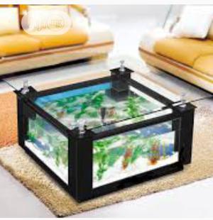 Mini Square Center Table Aquarium Available | Fish for sale in Lagos State, Surulere