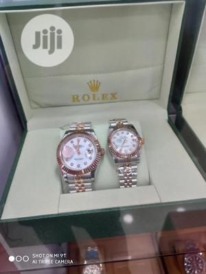 Original Swiss Rolex Watch Male and Female   Watches for sale in Rivers State, Port-Harcourt