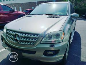 Mercedes-Benz M Class 2008 Gold | Cars for sale in Lagos State, Lekki