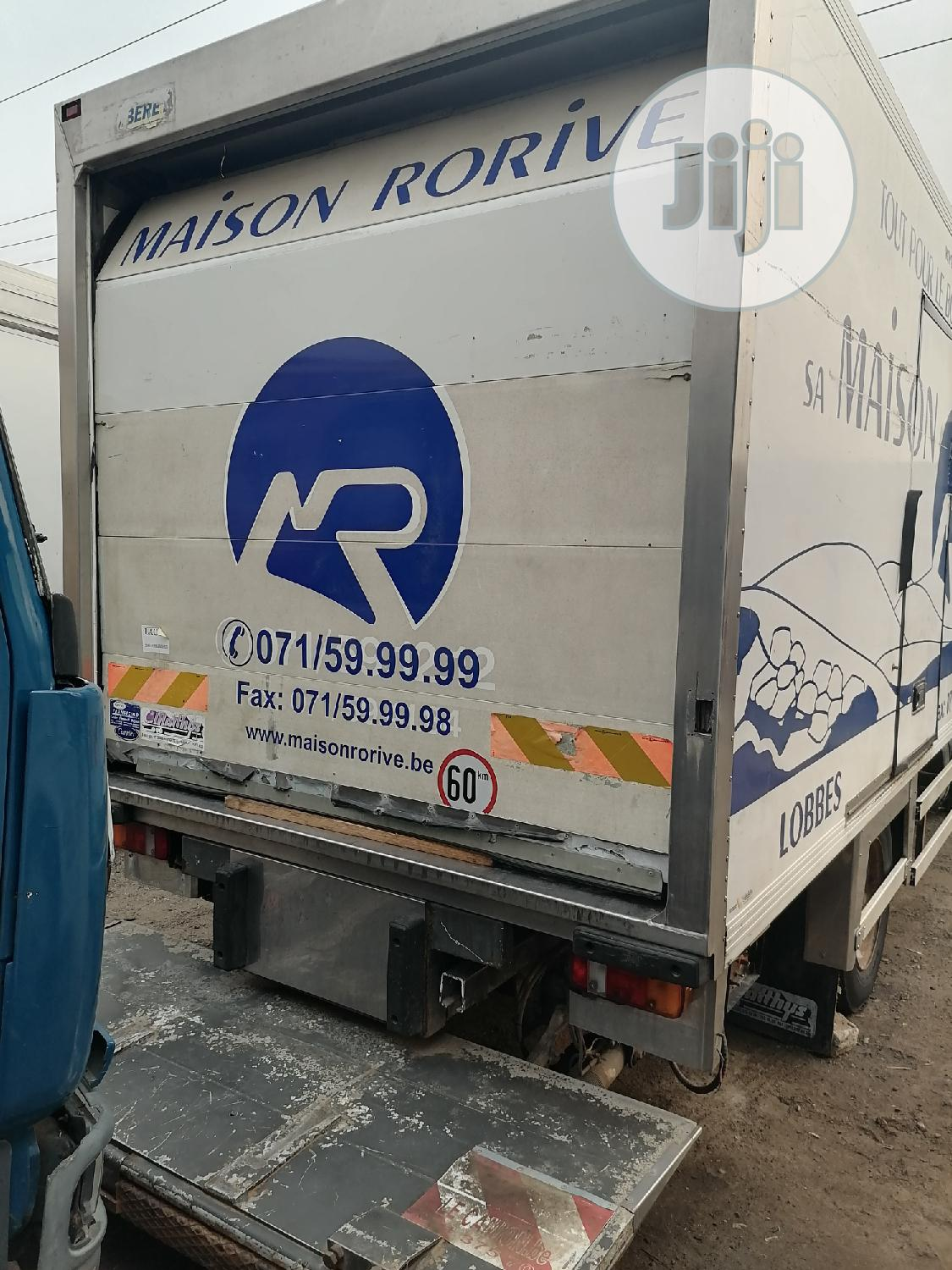 Archive: Very Clean Six Tires Volvo FL 220 Cooling Truck