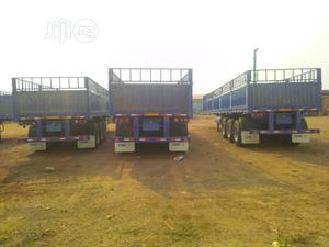 Brand New 45tons 3axles 12tyres Sided Flat Bed 4sale | Trucks & Trailers for sale in Lagos State, Amuwo-Odofin