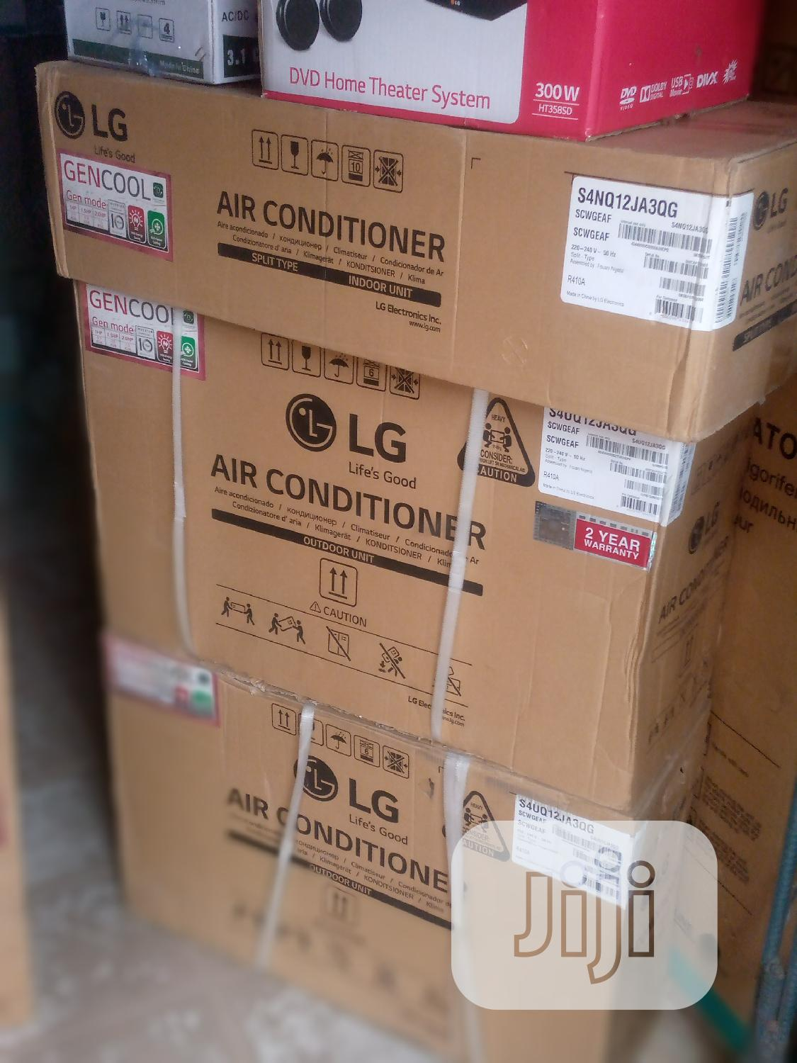 Original LG Air Conditioner 1.5hp Inverter Gen Cool
