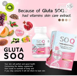 SOQ Gluta and Collagen | Vitamins & Supplements for sale in Lagos State, Amuwo-Odofin