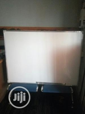 White Marker Board 3x4   Stationery for sale in Lagos State, Ikeja
