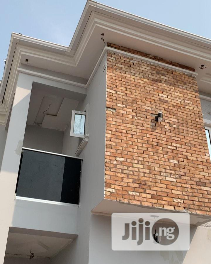 Brand New 5bedroom Fully Detached Penthouse Duplex With BQ