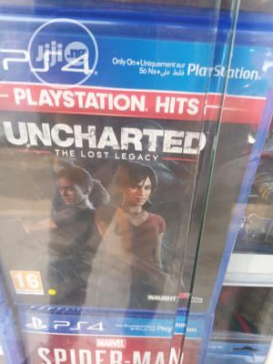 UNCHARTED the Lost Legacy | Video Games for sale in Abuja (FCT) State, Wuse 2