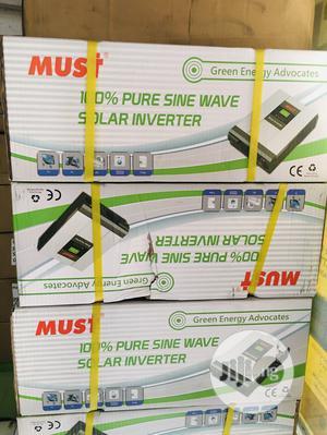 5kva 48v Must Hybrid Inverter Available | Solar Energy for sale in Lagos State, Ikeja