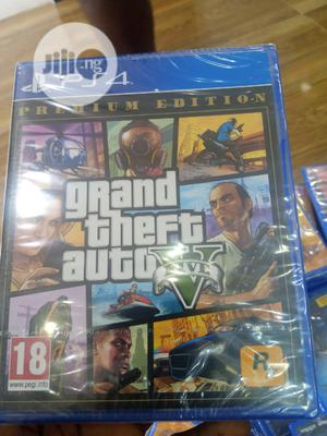 Grand Theft Auto 5 | Video Games for sale in Abuja (FCT) State, Wuse 2