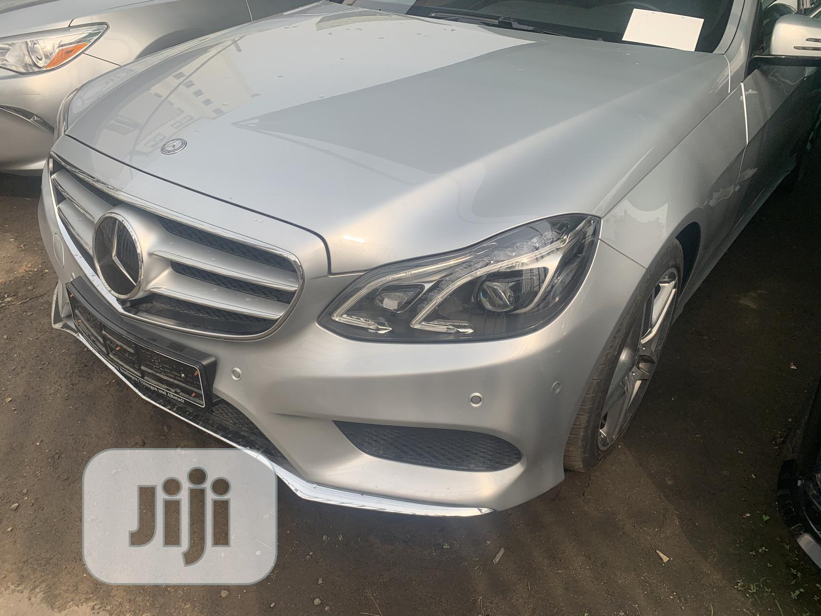 Mercedes-Benz S Class 2015 Silver