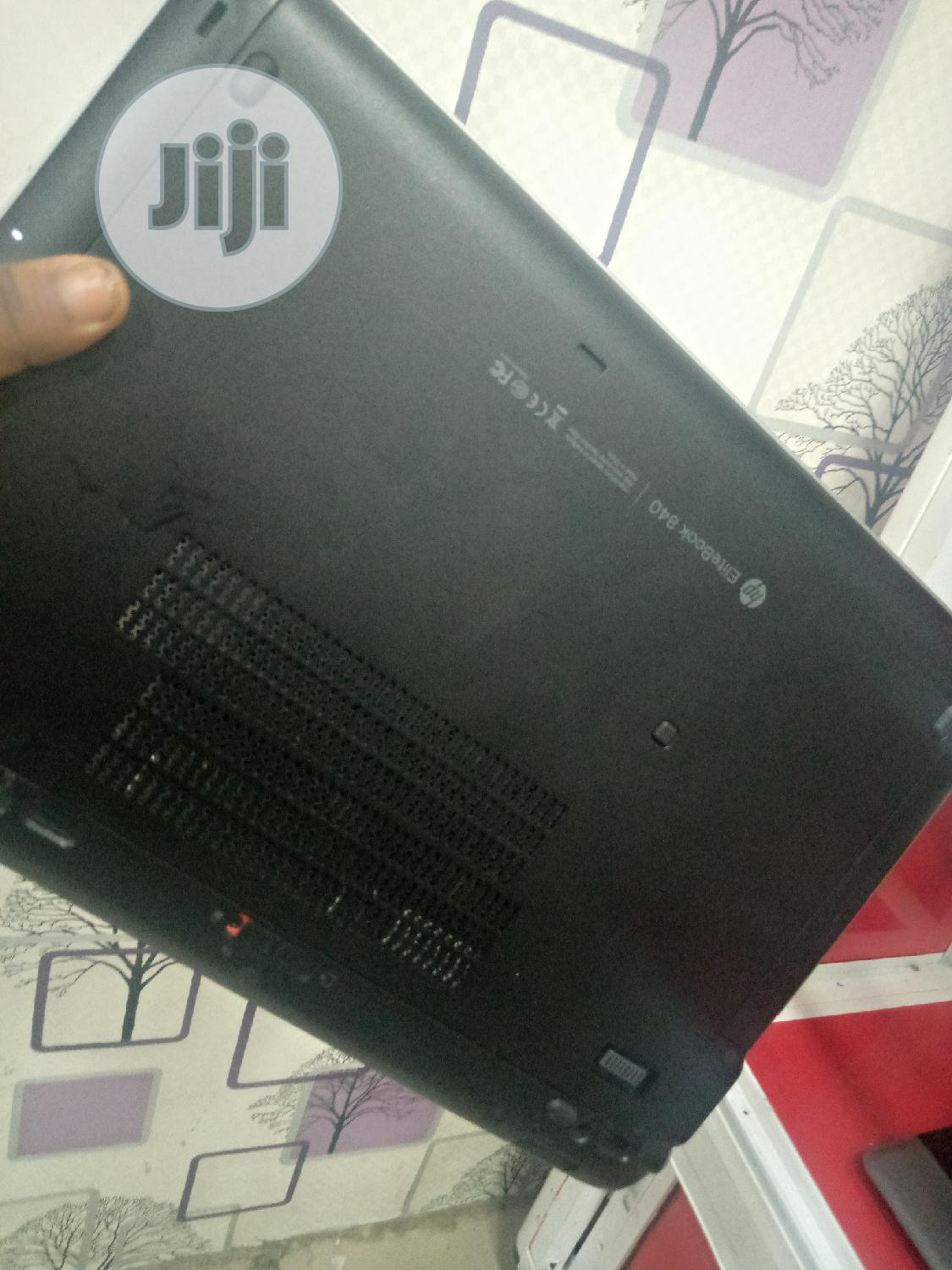 Laptop HP EliteBook 840 4GB Intel Core I5 HDD 500GB | Laptops & Computers for sale in Ikeja, Lagos State, Nigeria