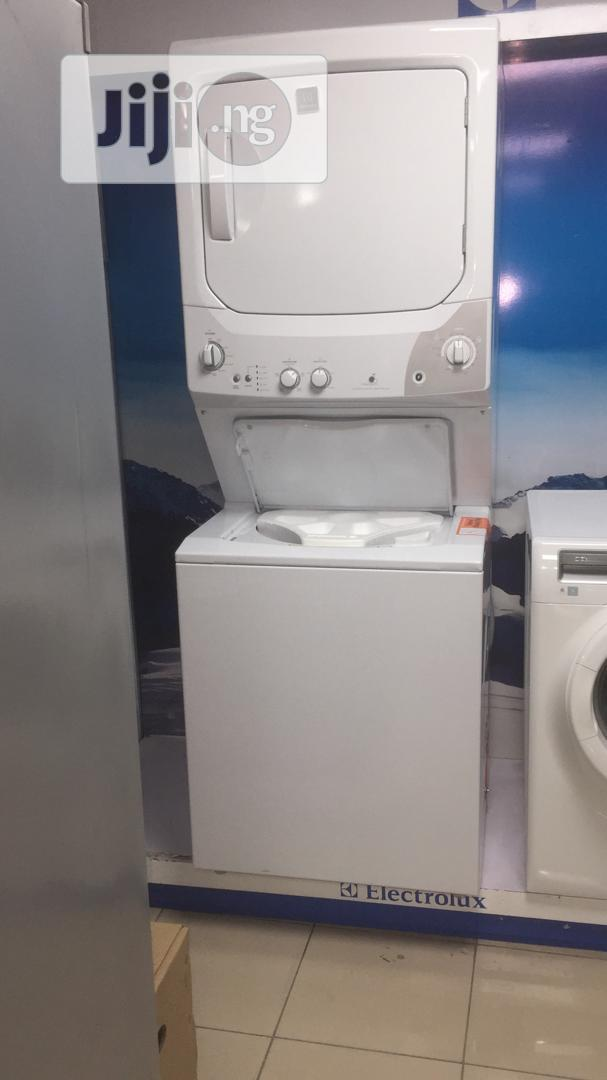 Electrolux 15kg Washer, 15kg Drya Machine Is Wit 2yrs Wrnty.