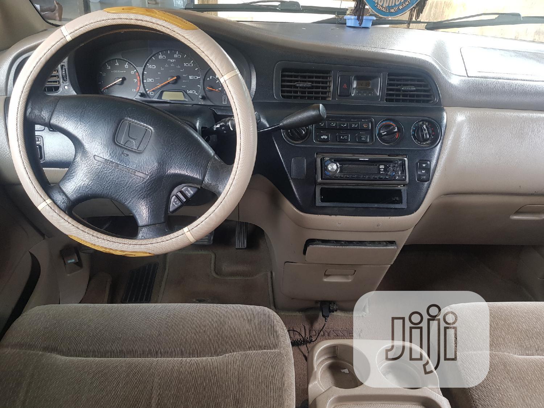 Honda Odyssey 2000 LX Green | Cars for sale in Obafemi-Owode, Ogun State, Nigeria