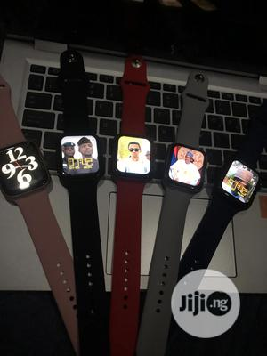 Hw16 44mm Series 6 Smart Watch | Smart Watches & Trackers for sale in Abuja (FCT) State, Central Business District