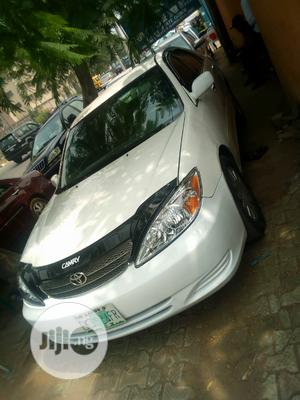 Toyota Camry 2004 White   Cars for sale in Lagos State, Ikeja