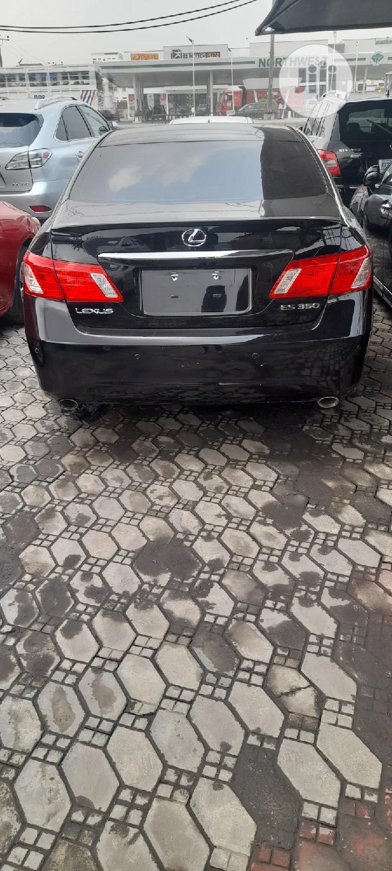 Archive: Lexus ES 2009 350 Black