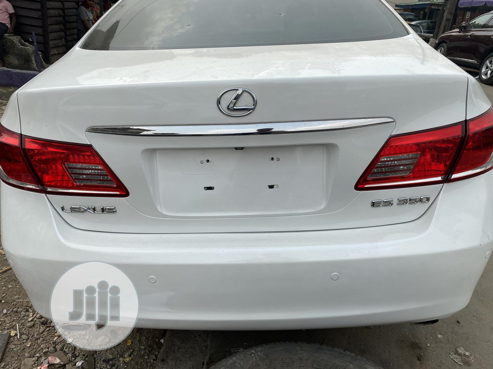 Lexus ES 2010 350 White   Cars for sale in Surulere, Lagos State, Nigeria