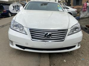 Lexus ES 2010 350 White | Cars for sale in Lagos State, Surulere