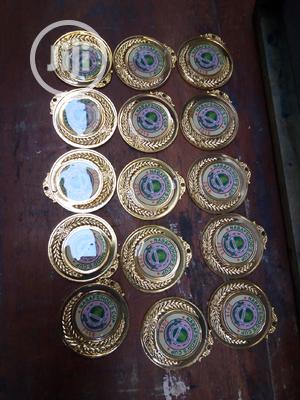 Gold, Sliver, and Bronze Medals With Chemical Customize | Arts & Crafts for sale in Lagos State, Surulere