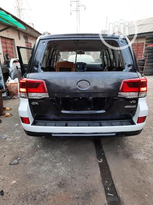 Toyota Land Cruiser 2008 Edition Upgraded To 2018 Model | Automotive Services for sale in Lagos State, Mushin