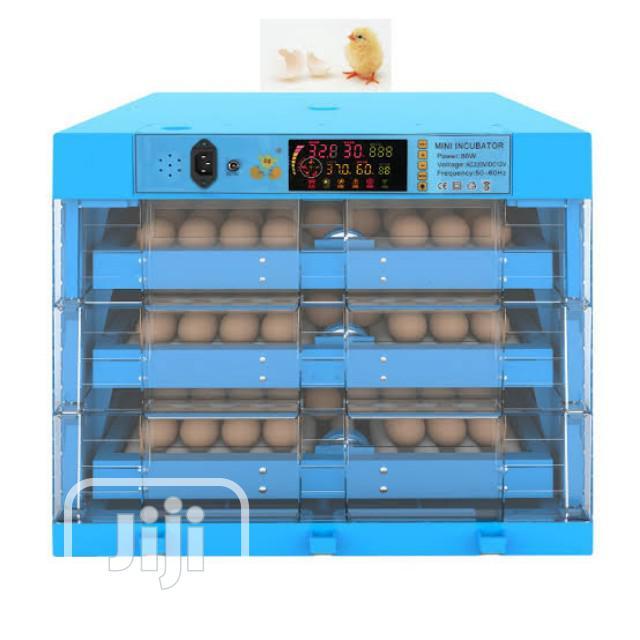 320 Automatic Eggs Incubator