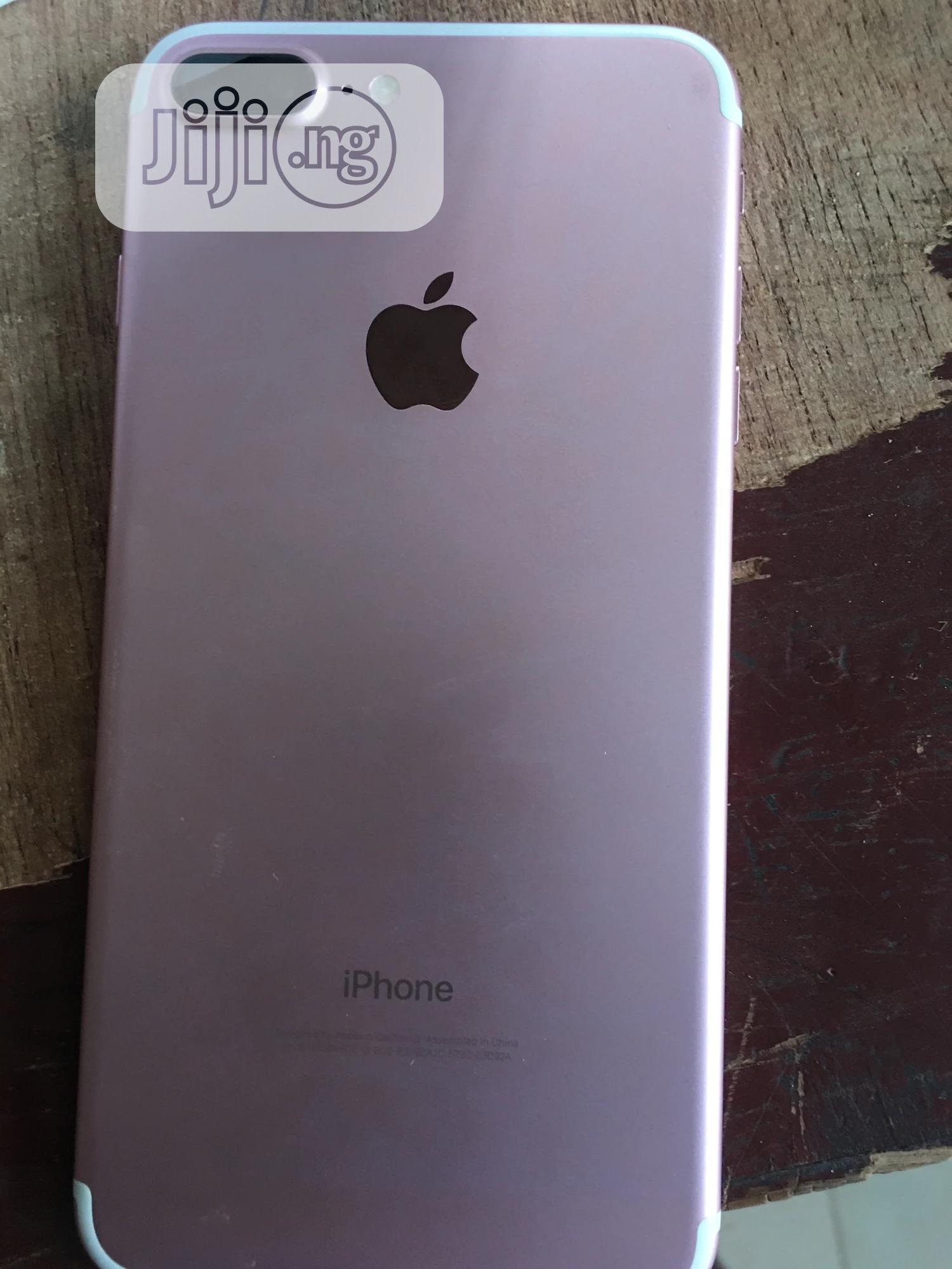 Apple iPhone 7 Plus 256 GB Gold   Mobile Phones for sale in Benin City, Edo State, Nigeria