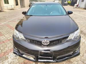 Toyota Camry 2012 Black   Cars for sale in Oyo State, Oluyole
