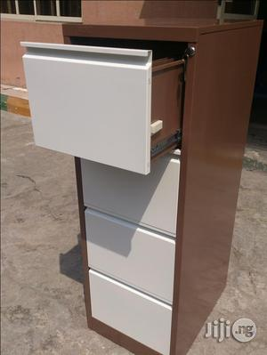 Solid Metal Cabinet With Locks | Furniture for sale in Lagos State