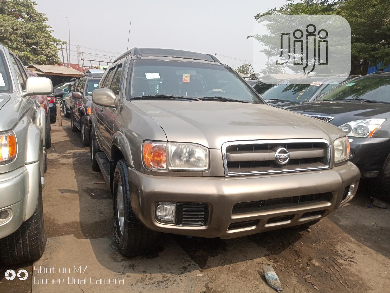 Nissan Pathfinder 2003 SE RWD SUV (3.5L 6cyl 4A) Gray